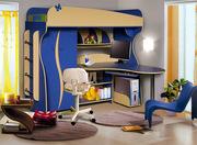 продам набор для детской комнаты альфа -3