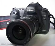 Canon EOS 5D Mark III DSLR камеры + 24 - 105 мм объектива Kit Установи